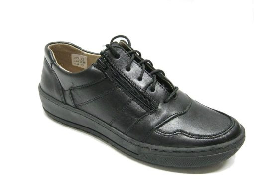 Buty damskie Wasak 472 kolor czarny