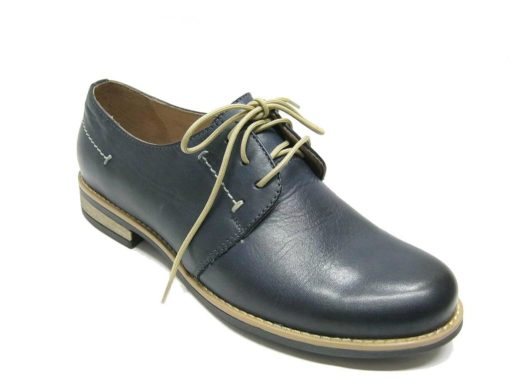 Damskie buty Wasak 393 kolor niebieski