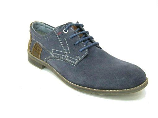 Męskie buty pantofle S.Olivier 13621-26