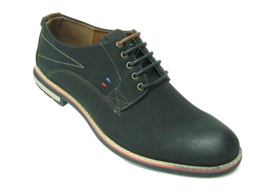 Męskie pantofle kolor czarny
