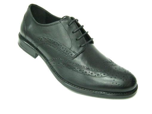 Męskie buty , kolor czarny.