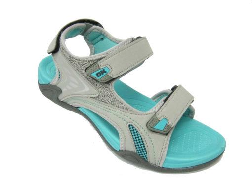 Sandały DK Kolor szary