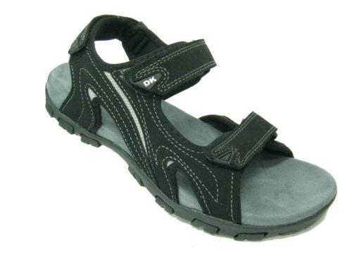 Sandały DK kolor czarny