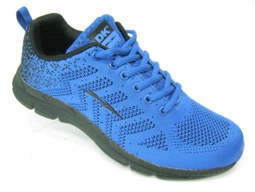 Buty sportowe DK, kolor niebieski