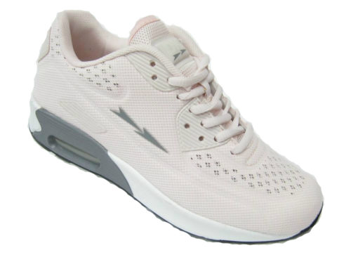Buty sportowe DK, kolor różowy