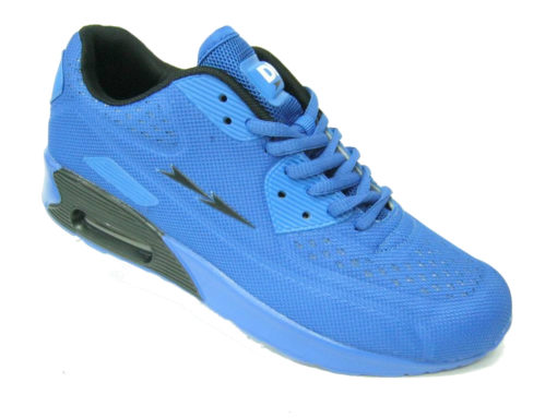Buty sportowe DK, kolor niebieski.