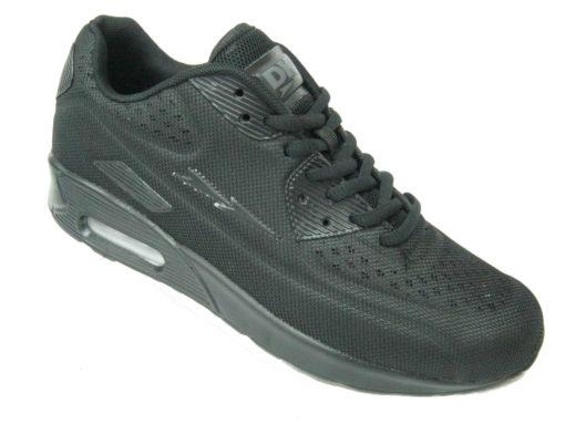 Buty sportowe DK, kolor czarny