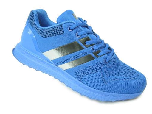 Męskie buty sportowe niebieskie DK 1200