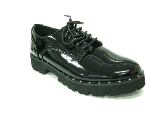Damskie buty Sokolski, kolor czarny